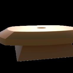 Download STL file Platinum Tripod Base • 3D printer template, Xlaio