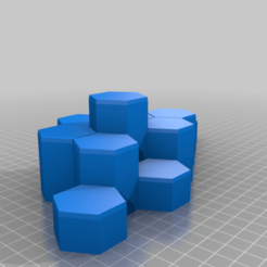 FH1H7_2-3.png Download free STL file Mecha Hex Hills - Foothills Set #1 • 3D printable design, Thunderhead_Studio