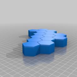 OT3H4.png Download free STL file Mecha Hex Hills - Open Terrain Set #3 • 3D printer model, Thunderhead_Studio