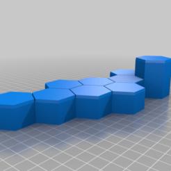 Descargar modelo 3D gratis Mecha Hex Hills - Rolling Hills Set #2, Thunderhead_Studio
