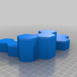 STH2.png Download free STL file Mecha Hex Hills - Streams Set • Object to 3D print, Thunderhead_Studio