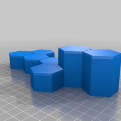 LKH5_1-2.png Download free STL file Mecha Hex Hills - Lakes Set • 3D print model, Thunderhead_Studio