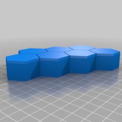 WLH1.png Download free STL file Mecha Hex Hills - Woodlands Set • 3D printable model, Thunderhead_Studio