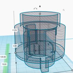 Descargar modelos 3D Logitech G27 Hub para la ampliación del terminal Arcade, baclyon69