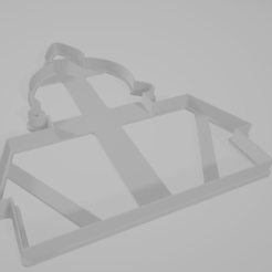 Download free STL file Churh cookie cutter, zdendys