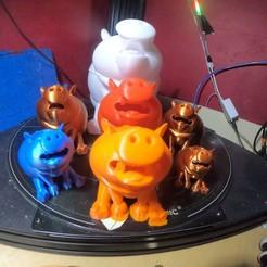 GOPR2470.JPG Descargar archivo STL Molineros Piggy • Plan para la impresión en 3D, mrdaztec
