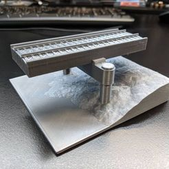 IMG_20190709_072621_557.jpg Télécharger fichier STL gratuit Arrangement des quais du pont ferroviaire • Plan à imprimer en 3D, Jarmyn