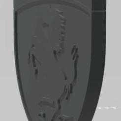 ferrari uno..png Télécharger fichier STL gratuit Porte-clés Ferrari • Modèle pour impression 3D, jesushbpc
