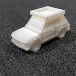 Descargar archivos 3D gratis VW Volkswagen Brasilia (con llavero), Marcus_GT500