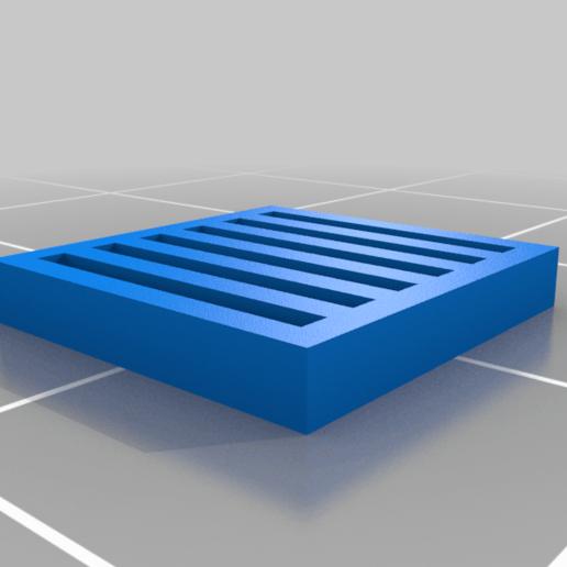 RADIATOR.png Télécharger fichier STL gratuit Pack de variétés de moteurs Gaslands • Objet imprimable en 3D, Marcus_GT500