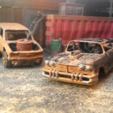 Download 3D printer designs 1:64 Chryslus Highwayman Fallout 2 Post Apocalypse, Marcus_GT500