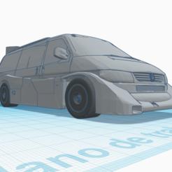 Sem_título.png Télécharger fichier STL gratuit Volkswagen Transporter 956 • Plan pour imprimante 3D, Marcus_GT500