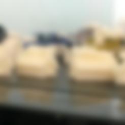 Descargar archivos 3D gratis Motor de coche 1:64 (gasolineras) V12 y V16, Marcus_GT500