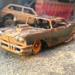 Descargar archivo 3D 1:64 Fallout de Chryslus Highwayman 2 Post Apocalipsis, Marcus_GT500