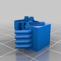 Télécharger fichier STL gratuit Double V8 suralimenté 1:64 (Gaslands) • Objet pour impression 3D, Marcus_GT500