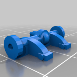 Download free STL file Gaslands 4x4 Lift Kit for rolling wheels • 3D printable object, Marcus_GT500