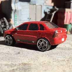 IMG-20200601-WA0014.jpg Télécharger fichier STL Chevrolet Vauxhall Opel Corsa B Berline et Hatch • Objet pour imprimante 3D, Marcus_GT500