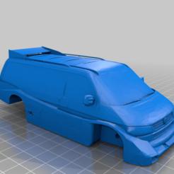 T956.png Télécharger fichier STL gratuit Volkswagen Transporter 956 • Plan pour imprimante 3D, Marcus_GT500