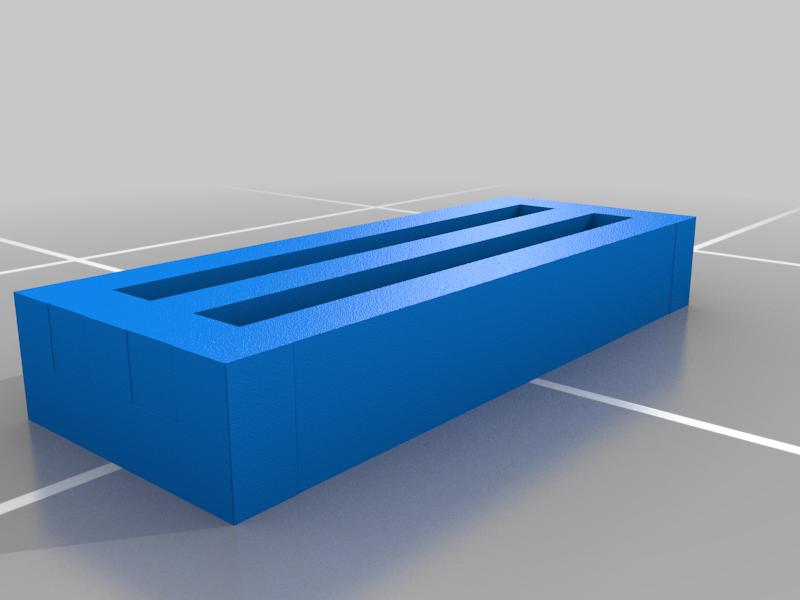 SMALL_INTERCOOLER.png Télécharger fichier STL gratuit Pack de variétés de moteurs Gaslands • Objet imprimable en 3D, Marcus_GT500