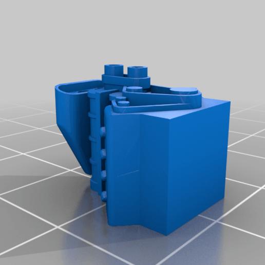 Twin_Supercharged_V8_Gaslands.png Télécharger fichier STL gratuit Double V8 suralimenté 1:64 (Gaslands) • Objet pour impression 3D, Marcus_GT500
