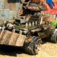 Download 3D printing files 1:64 Chryslus Highwayman Fallout 2 Mad Max Version, Marcus_GT500