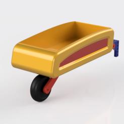 allstate.png Télécharger fichier STL gratuit Allstate Trailer Classic Body • Objet pour imprimante 3D, Marcus_GT500