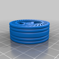 Download free STL file 1/10 drift wheel • 3D printing design, Marcus_GT500