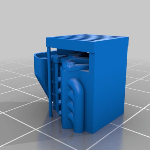 Hemi_V8_Supercharged.png Télécharger fichier STL gratuit Pack de variétés de moteurs Gaslands • Objet imprimable en 3D, Marcus_GT500