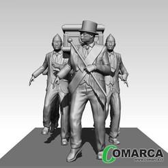 Imprimir en 3D Coffin Dance, El baile del ataúd, comarca