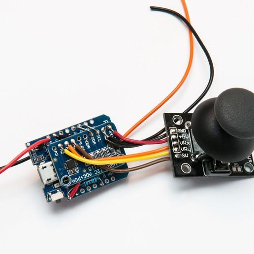FJ1_8795.jpg Télécharger fichier STL gratuit Joystick ESP8266 / MPU6050 • Plan imprimable en 3D, Frederic_JELMONI