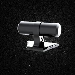 Sans titre-1.png Télécharger fichier STL Support de montre design • Design pour imprimante 3D, Makes3D_design