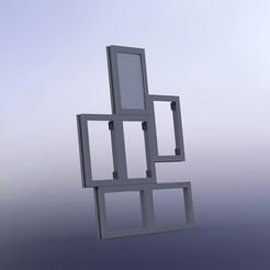 cadre 1.JPG Download STL file versatile photo frame • 3D printer object, Makes3D_design