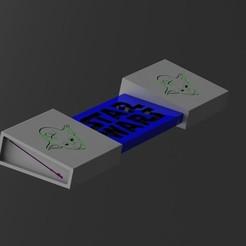support.JPG Télécharger fichier STL support ordinateur  • Plan imprimable en 3D, Makes3D_design