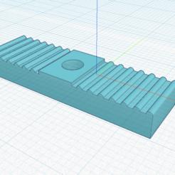 Imprimir en 3D gratis Abrazadera de cinturón GT2, TECHGUY