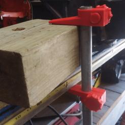 clamp.png Télécharger fichier STL Collier de serrage • Objet pour impression 3D, TECHGUY