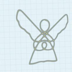 Télécharger objet 3D L'art des anges en 2D, TECHGUY