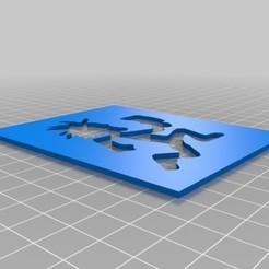 4ff9620dc9f140009b4127afa76596f6_preview_featured.jpg Download free STL file Hatchet Man Stencil • 3D print object, TECHGUY