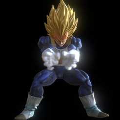 Imprimir en 3D gratis Vegeta Final Flash, Nicolas_Sanchez