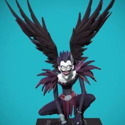 Descargar diseños 3D gratis Ryuk from Death Note, Nicolas_Sanchez