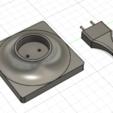 Télécharger fichier STL gratuit Détenteur de la clé • Plan pour impression 3D, Natalitaaa