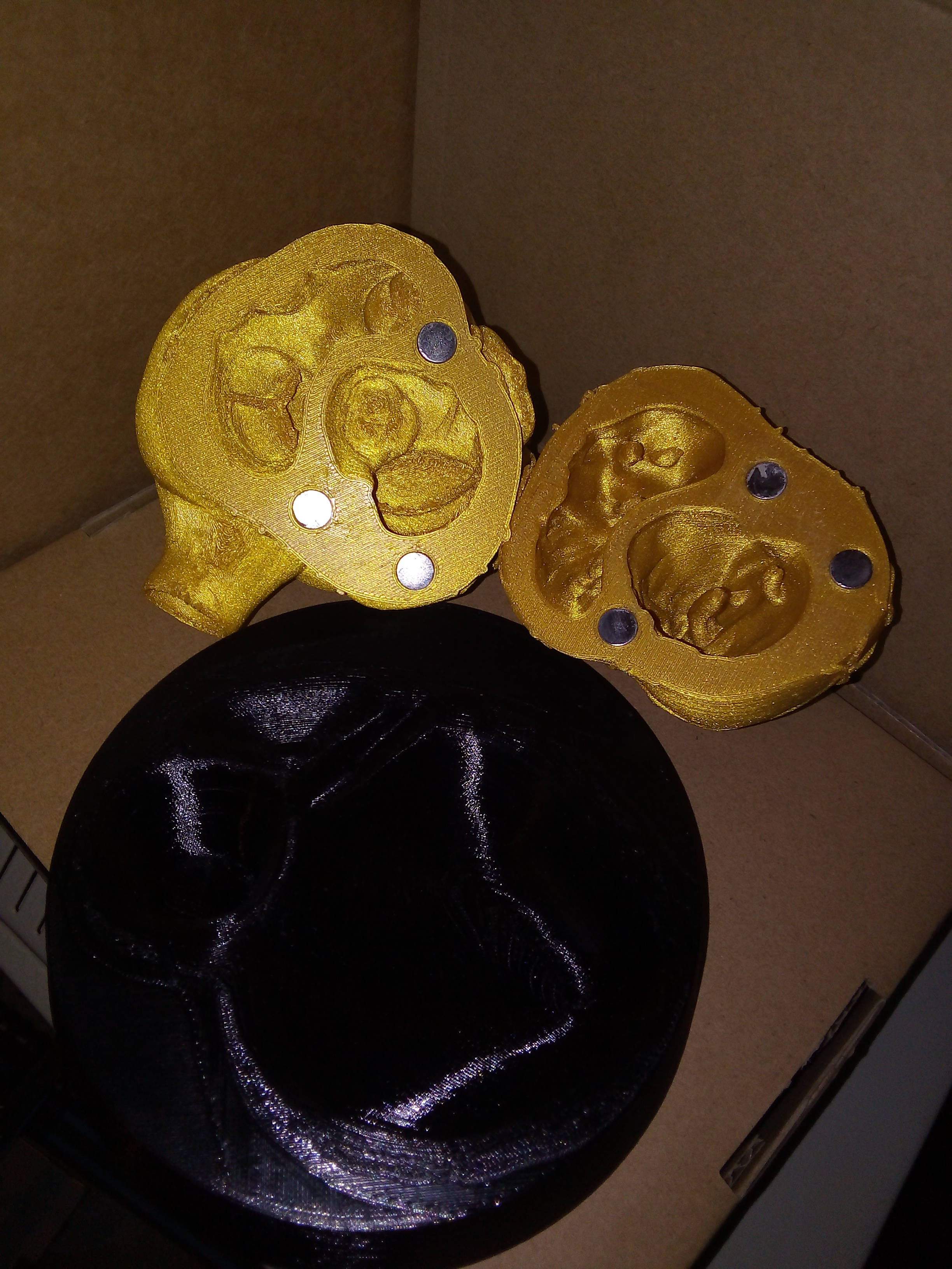 IMG_20190821_185535.jpg Télécharger fichier STL gratuit Le cœur d'or • Objet à imprimer en 3D, Valchanov