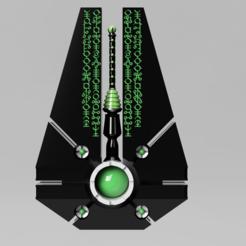 Download 3D printing templates necro obelisk, luxex