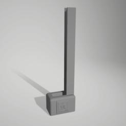 Stribog_SpeedLoader_base1.png Download STL file Grand Power Stribog Speed Loader 9mm.  Version 1 • 3D printer template, Angus_Arts
