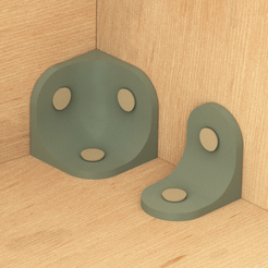 SharedObjects_Loop_Bracket_01.png Download free STL file Loop Bracket • 3D printing model, sharedobjects