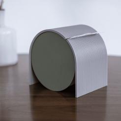 Capture d'écran 2021-01-14 à 17.28.09.png Télécharger fichier STL gratuit Distributeur de tissus TP • Objet imprimable en 3D, sharedobjects