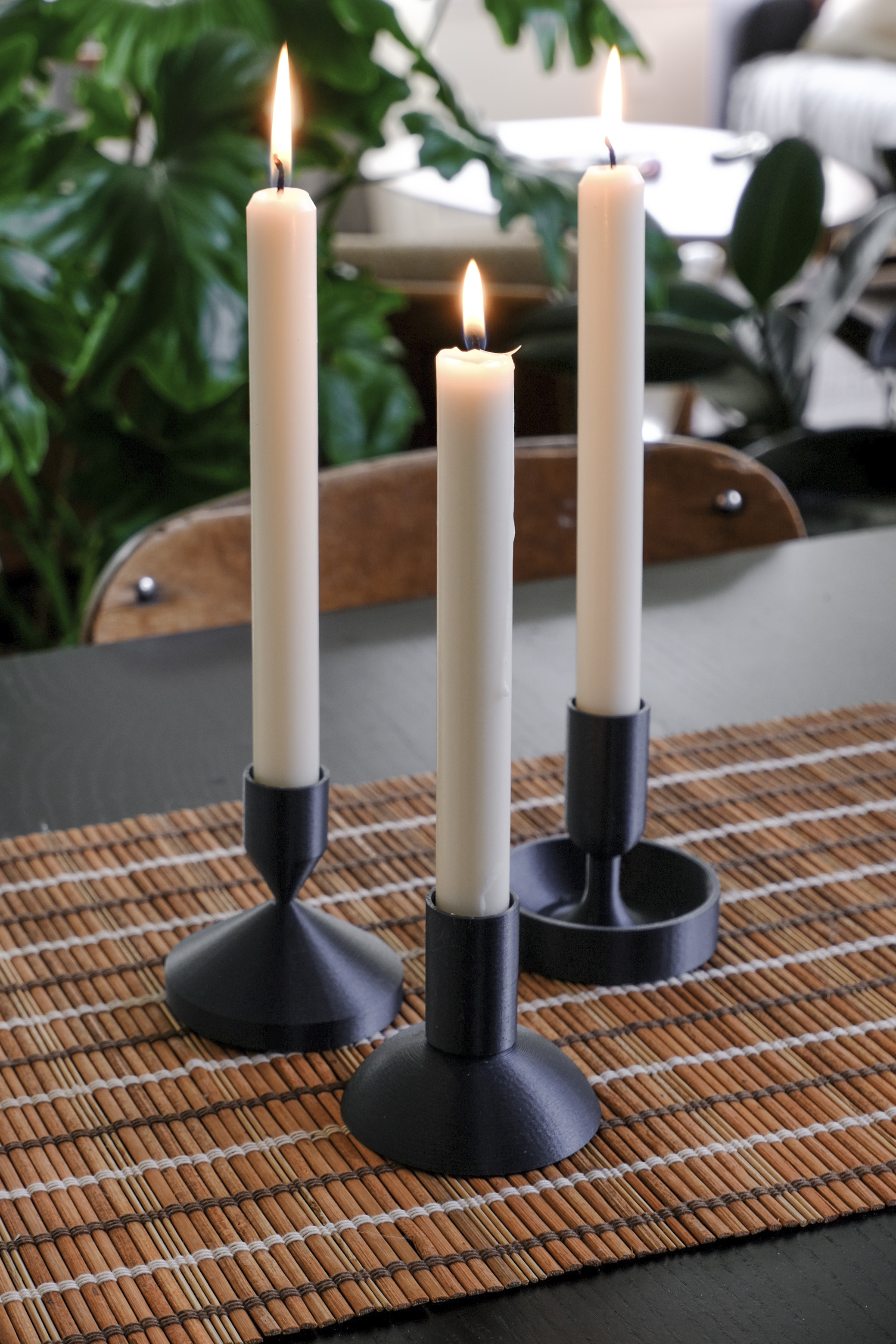 SO_CandleBestPics_3.JPG Download free STL file Modular Candle Holder Set • Design to 3D print, sharedobjects