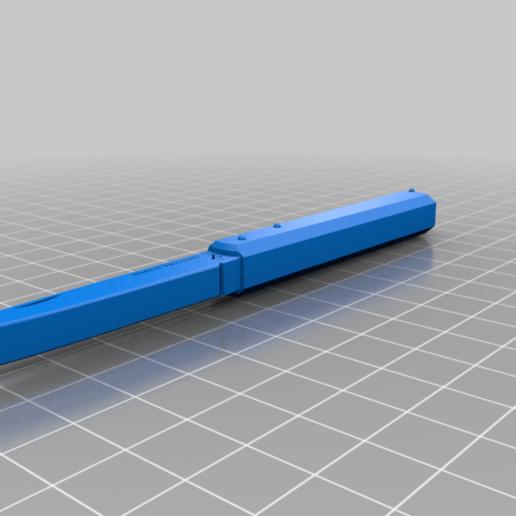italian_siciliano_full.png Download free STL file Italian Siciliano Training Knife • 3D printer design, fraserblazer