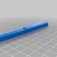 Main_body.png Download free STL file Italian Siciliano Training Knife • 3D printer design, fraserblazer