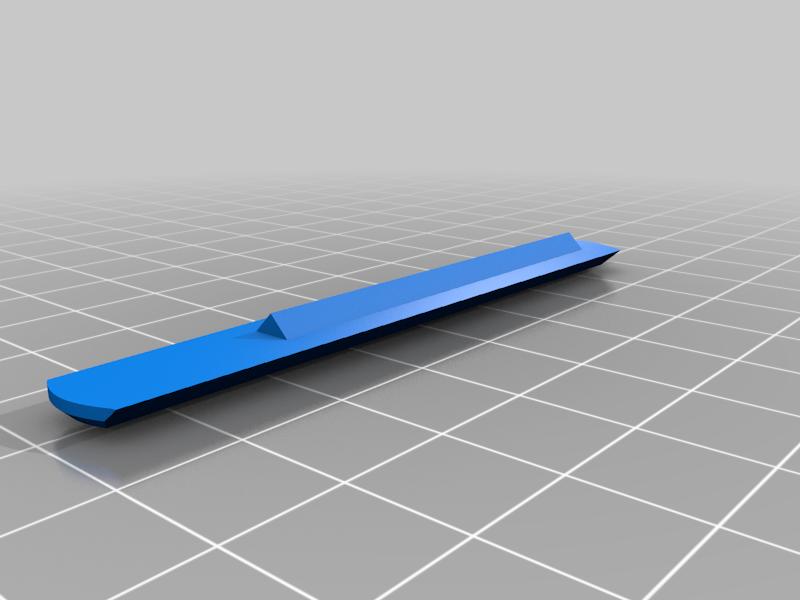handle_attachment.png Download free STL file Italian Siciliano Training Knife • 3D printer design, fraserblazer