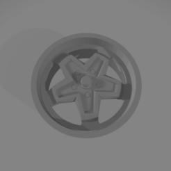 okie cutter.png Télécharger fichier STL Roue à découper les biscuits 1/24 17 • Design pour impression 3D, Mperez1970